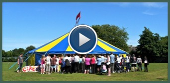Circus Tent hire Big Top hire for all Events & Big Top Hire Circus tent hire Alternative tent hire wedding ...